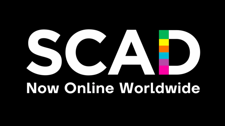 Play video SCAD Now Online Worldwide