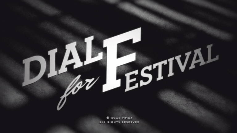 """Play """"Dial F for Festival"""" video"""