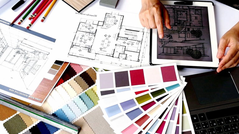 Earn your art and design degree online through elearning Interior design courses online