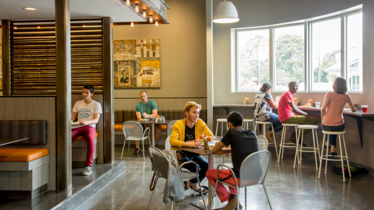 Byte Cafe, SCAD Savannah