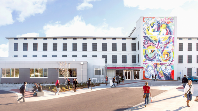 Buildings and facilities | SCAD