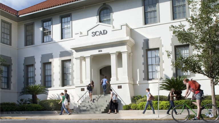 Pepe Hall, SCAD Savannah