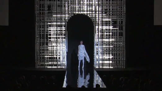 SCAD Fashion Show 2012, runway video