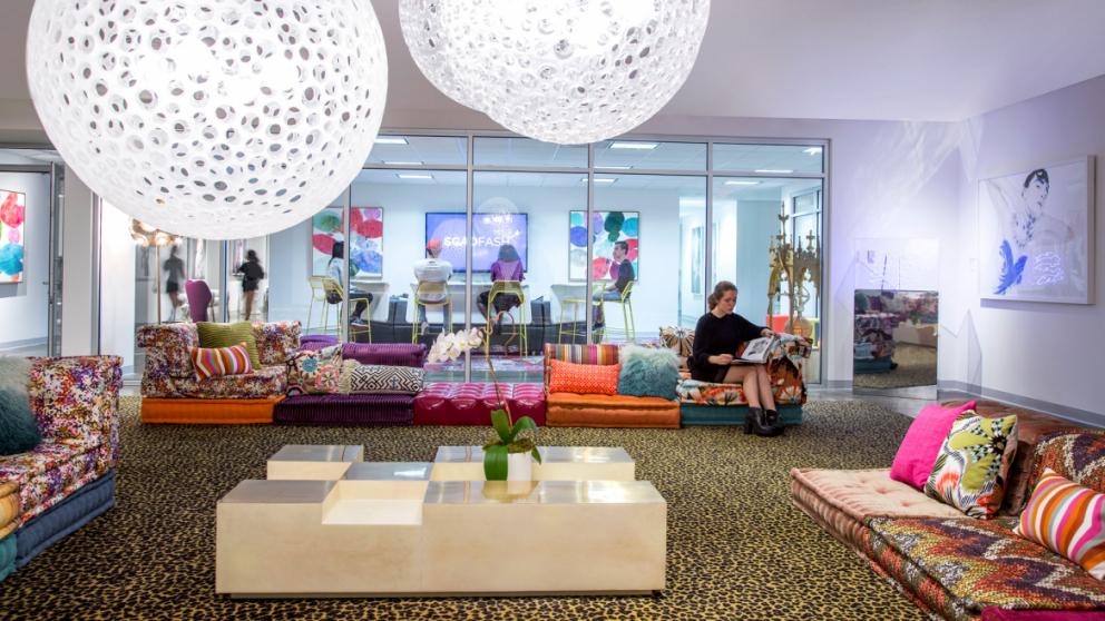 SCAD Interior Design Tops DesignIntelligence Rankings For Fifth