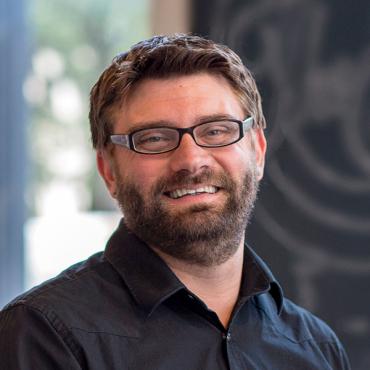 SCAD professor David Steinweg