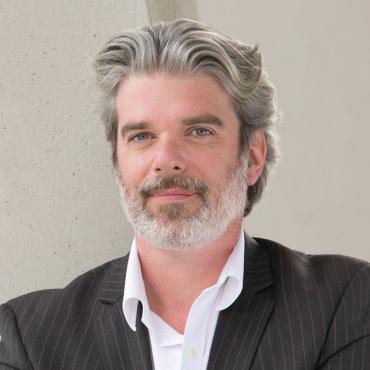SCAD professor Cyril Guichard