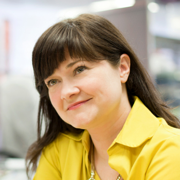 SCAD professor, Sarah Collins