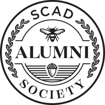 SCAD alumni society seal