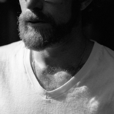 Dustin Yellin, Photograph by Wilmot Kidd