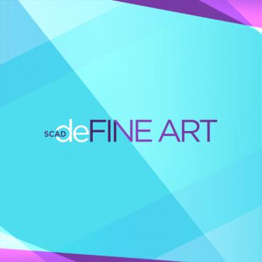 SCAD deFINE ART 2014