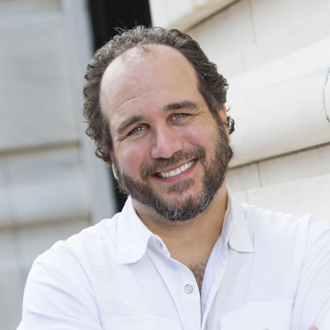 Andrew Meyer, Jesse Wolf, SCAD film and television professor