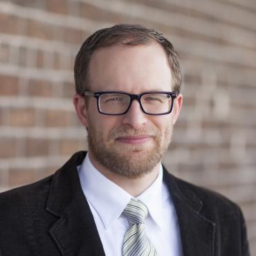 SCAD professor Ryan Bacha