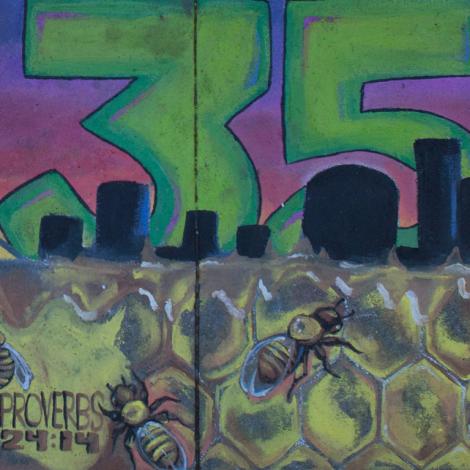 87331Sidewalk Arts Festival 2014, 35th Anniversary of SCAD