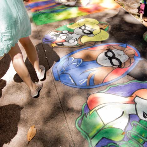87331Sidewalk Arts Festival 2014