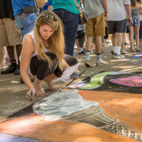 87331Sidewalk Arts 2014