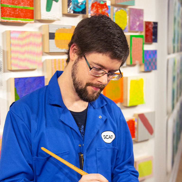 Justin Armstrong, SCAD at Miami 2019
