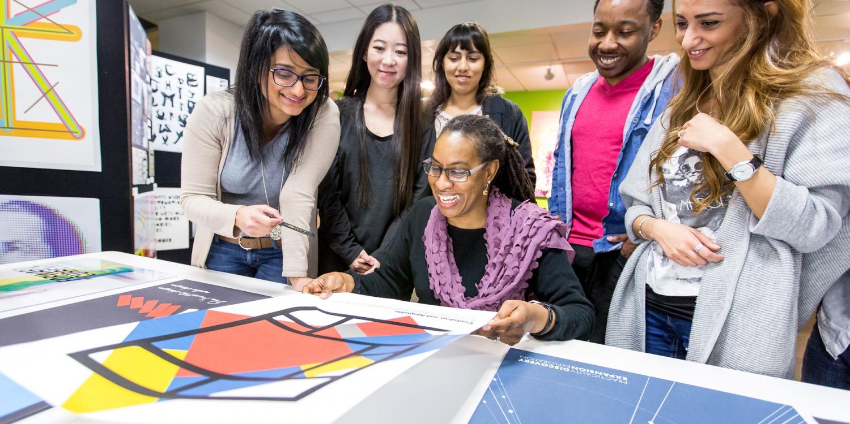 Graphic design online college designing an aesthetic interior for Interior design certificate programs atlanta