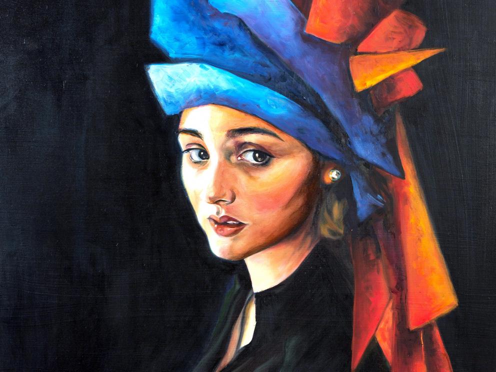 Vermeer Meets Picasso