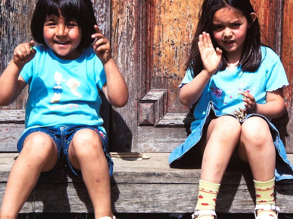 Cochamo, Chile 2006