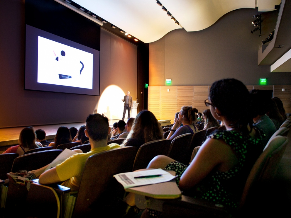 Florian Idenburg lecture, SCAD Style 2012