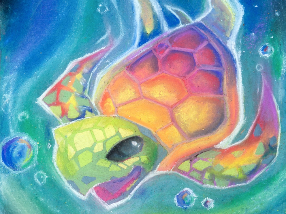 Sidewalk Arts 2014, Grays Reef award