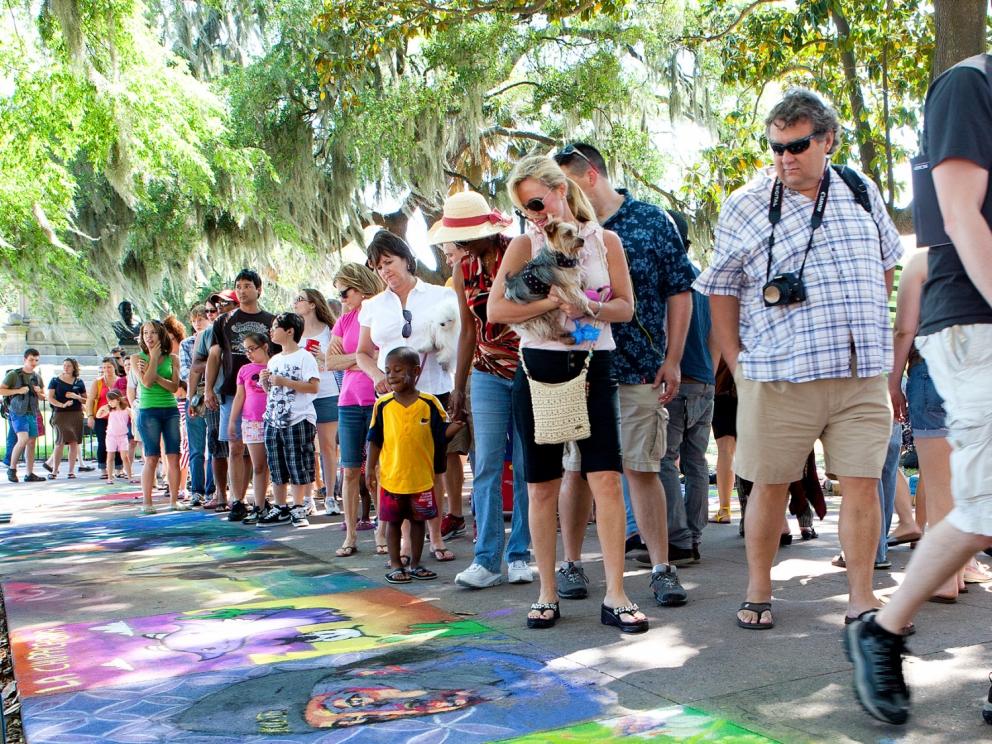 Sidewalk Arts Festival overall