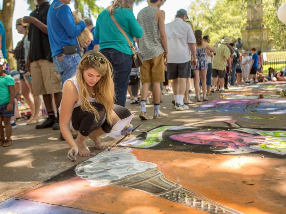 Sidewalk Arts 2014