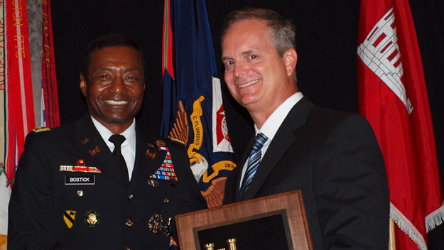 Mark Curry named U.S. Army Corps of Engineers Architect of the Year