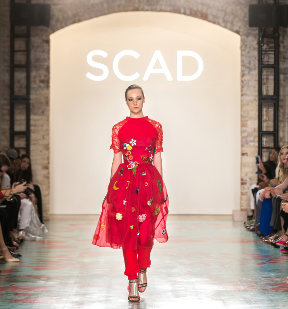 Scad Places In Top Five Of Business Of Fashion Global Fashion School Rankings Scad Edu