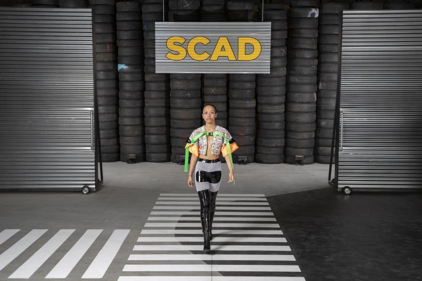 Scad Celebrates Scad Fashion 2019 In Atlanta Savannah Scad Edu