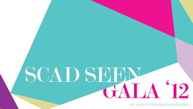 SCAD Seen Gala, 2012