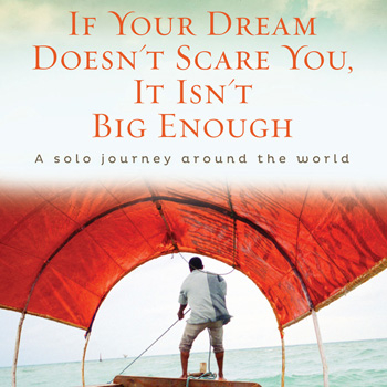 Kristine K. Stevens, If Your Dream Doesn't Scare You travel book cover