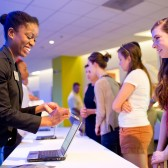 SCAD Summer Seminars check-in and welcome