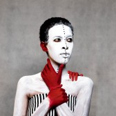 "Aida Muluneh, ""The 99 Series,"" C-print, 2013."