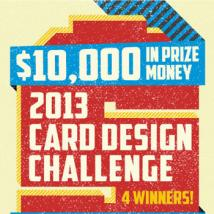 TwoSmiles 2013 Card Design Challenge from HP