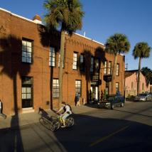 Hamilton Hall, SCAD Savannah