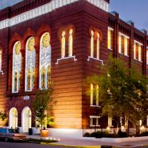 Student Center, SCAD Savannah