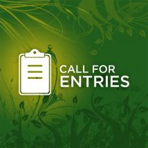 Calls for Entry (summer green)