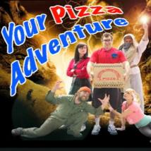 Your Pizza Adventure interactive movie game app
