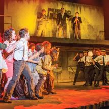 Urinetown, May 2013, Lucas Theatre