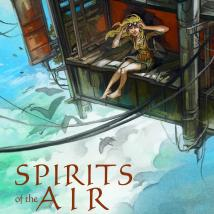 Breanna Welsh, sequential art, Spirits of the Air