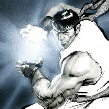 Yunfan Zhou, Street fighter, sequential art