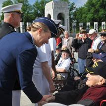 Cliff Lummus crowd-funding project to support Honor Flight Savannah