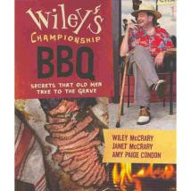 amy, paige, condon, wiley, championship, bbq, cookbook, writing
