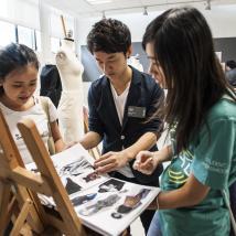 SCAD Hong Kong Open Day, fashion