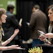2013 SCAD Career Fair, Savannah, Georgia