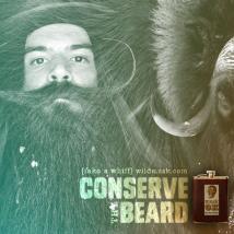 Beard and Muskox Allie Jernigan