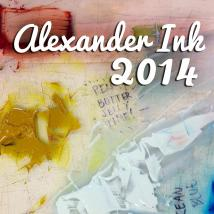 'Alexander Ink,' a juried printmaking exhibition, 2014