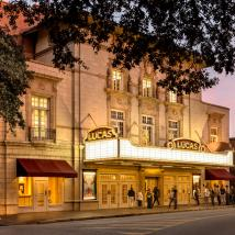 Lucas Theatre for the Arts, performing arts, Savannah, Georgia