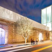 SCAD Museum of Art, Savannah, exterior